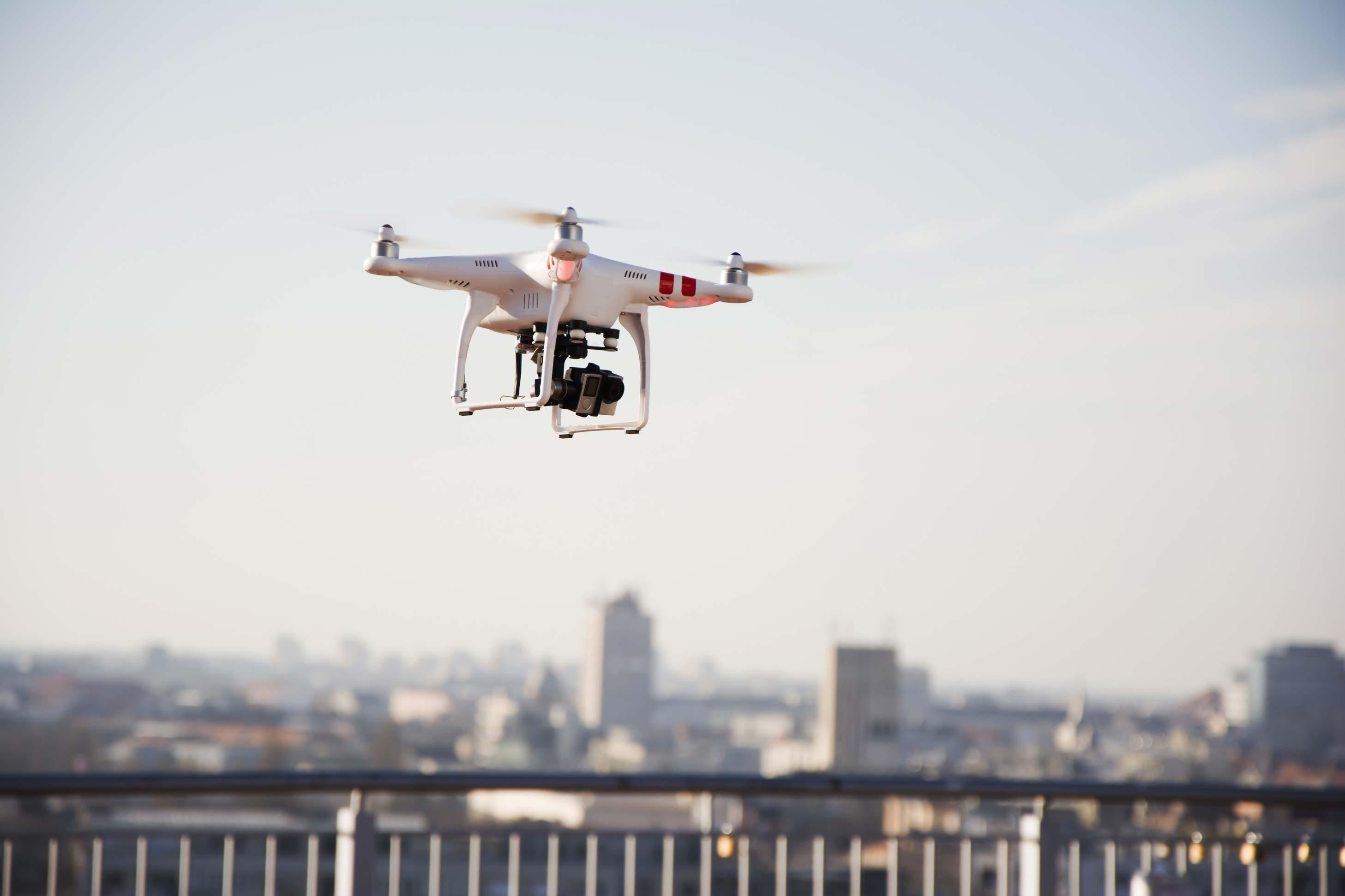 Les drones, la nouvelle révolution technologique