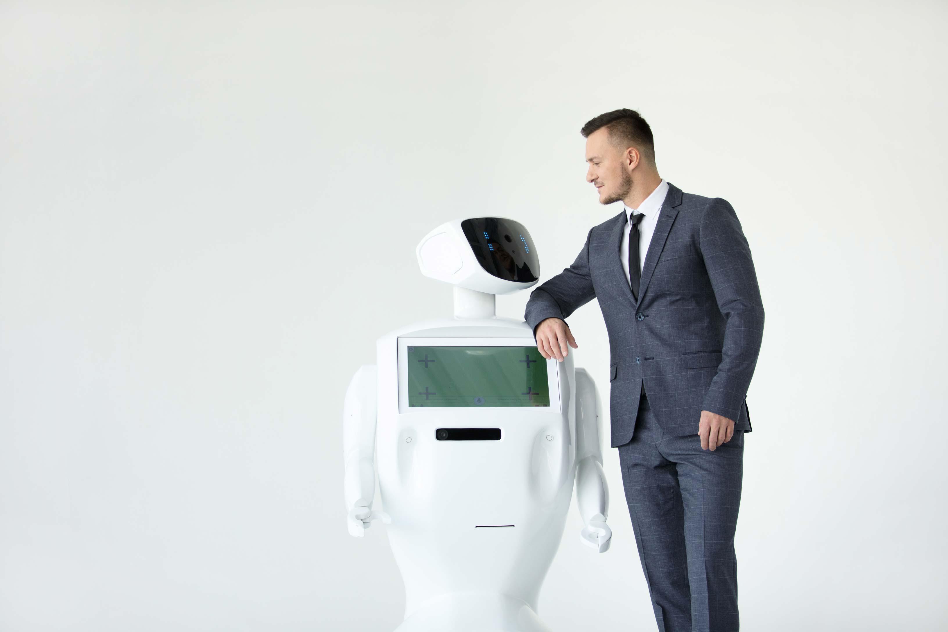 Accompagner la robotisation de l'économie
