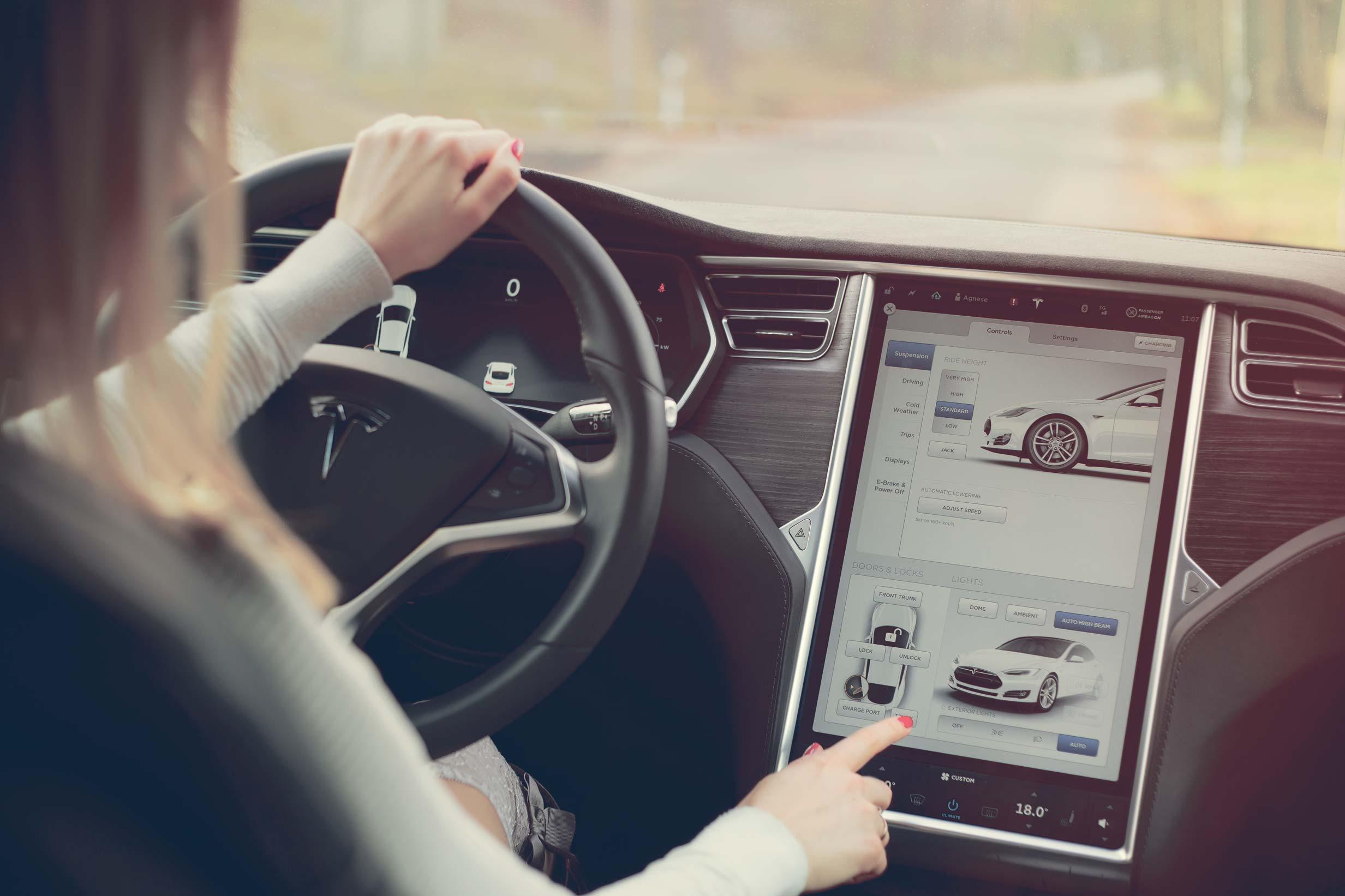 En route pour la Smart Mobility